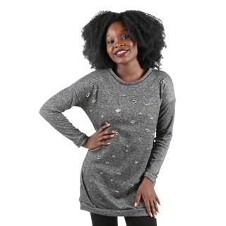 Hadari Women's Sarah Long Sleeve Tunic