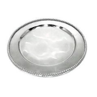 Elegance Bead Charger Plate