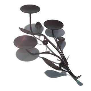 Heim Concept 3-Lite Pillar Candle Holder