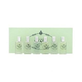 Prada Women's 6-piece Mini Set