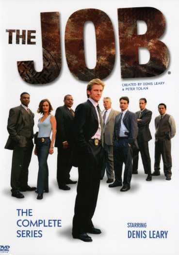 The Job: Complete Series (DVD)