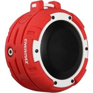 Enermax O'marine EAS03-RW Speaker System - 5 W RMS - Wireless Speaker