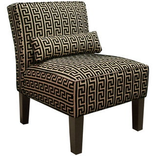 Skyline Furniture Accent Chair in Akis Noir