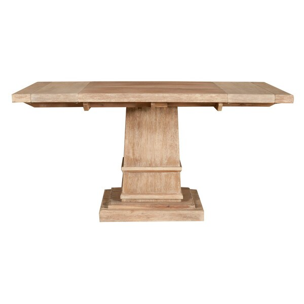 Harlan Square Extension Dining Table Stone Wash