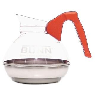 BUNN 64 oz. Easy Pour Decanter Orange Handle