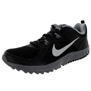 Nike Men's Wild Trail Black Training Shoes