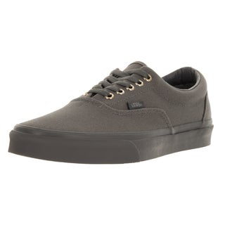 Vans Unisex Era Grey and Gold Mono Skate Shoe