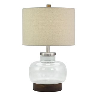 Sullivan Glass Table Lamp