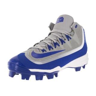 Nike Men's Huarache 2KFilth Pro Mid MCS Baseball Cleat
