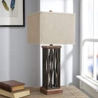 The Ronan 29-inch Metal Table Lamp with Shade