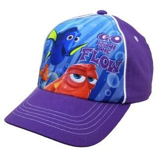 Disney Toddler Girls' Finding Dory Purple Baseball Cap