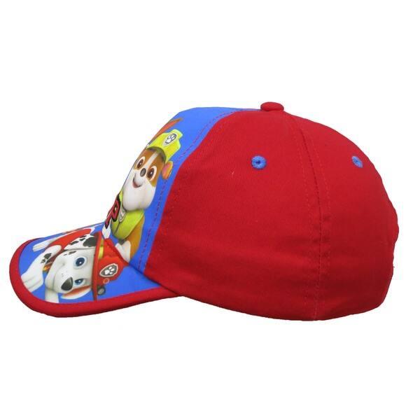 619b7757d Shop Paw Patrol Toddler Boys' Red Baseball Cap - Free Shipping On ...