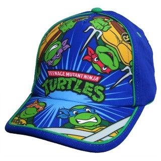 Nickelodeon Teenage Mutant Ninja Turtles TMNT Boys' Baseball Cap