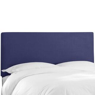 Custom Velvet Upholstered Headboard- Skyline Furniture (More options available)