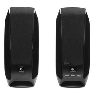 Logitech S150 2.0 USB Digital Speakers Black