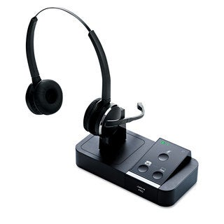 Jabra PRO 9450 Binaural Over-the-Head Wireless Headset
