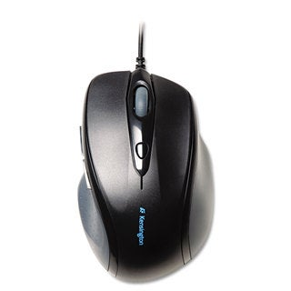 Kensington Pro Fit Wired Full-Size Mouse USB Right Black