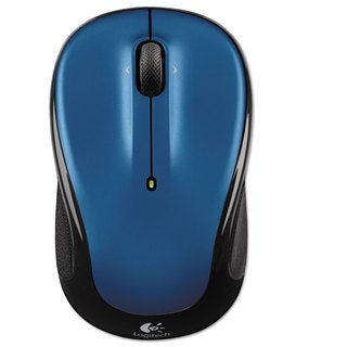 Logitech M325 Wireless Mouse Right/Left Blue