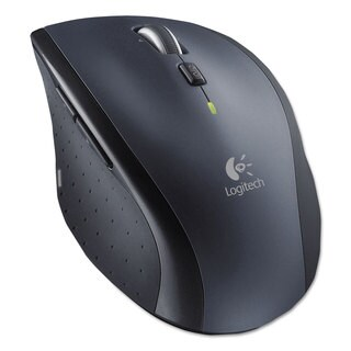 Logitech M705 Marathon Wireless Laser Mouse Black