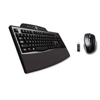 Kensington Pro Fit Comfort Desktop Set Wireless Black