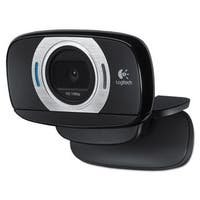 Logitech C615 HD Webcam 1080p Black/Silver