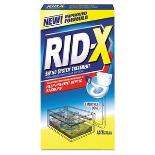 RID-X Rid-X Septic System Treatment Concentrated Powder 9.8 oz. Box