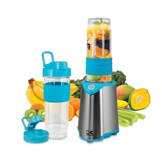 Kalorik Black and Stainless Steel Personal Sport Blender