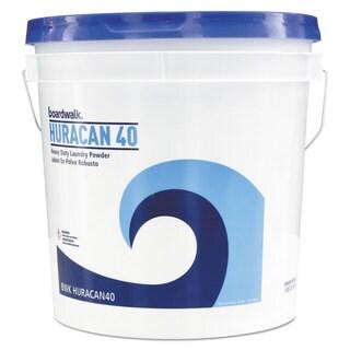 Boardwalk Low Suds Laundry Detergent Economical Powder Fresh Lemon Scent 40-pound Pail
