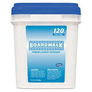 Boardwalk Laundry Detergent Powder Summer Breeze 15.42 -pound Bucket
