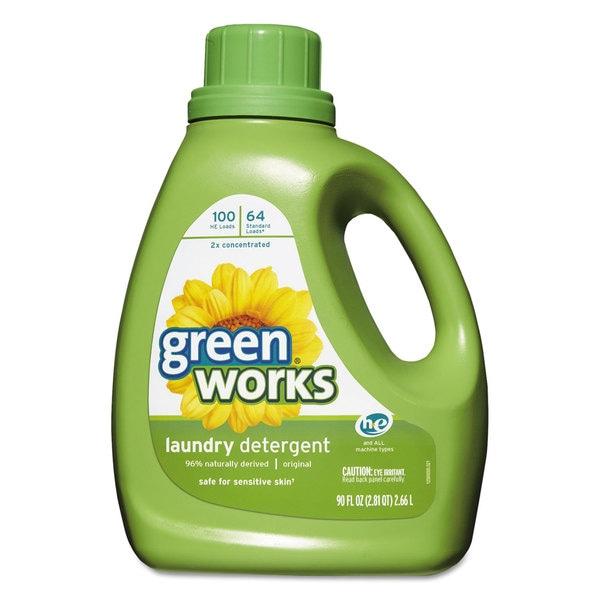 Shop Green Works Liquid Laundry Detergent Original 90