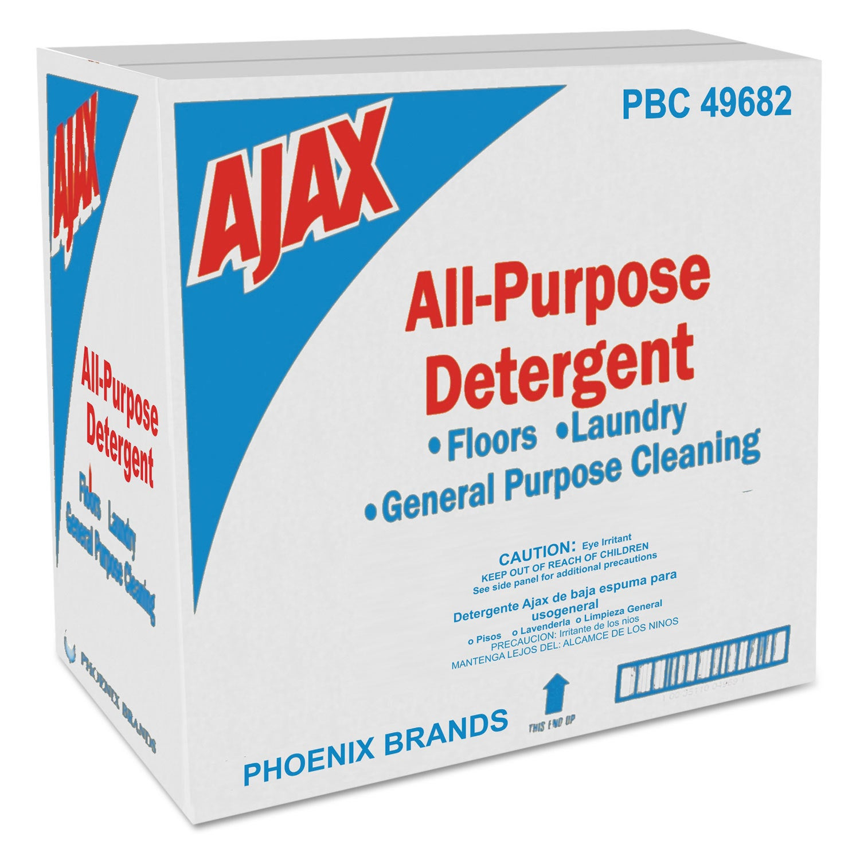 Ajax Low-Foam All-Purpose Laundry Detergent 36-pound Box ...