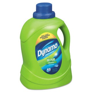 Dynamo 2Xultra Laundry Detergent Sunshine Fresh 100-ounce Bottle