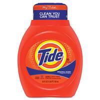 Tide Liquid Laundry Detergent Original 25-ounce Bottle