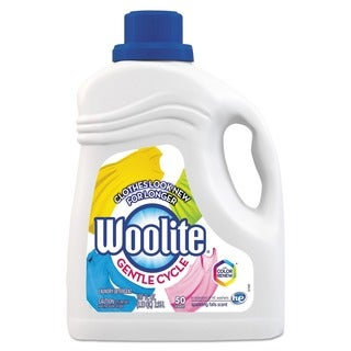 WOOLITE Everyday Laundry Detergent 100-ounce Bottle