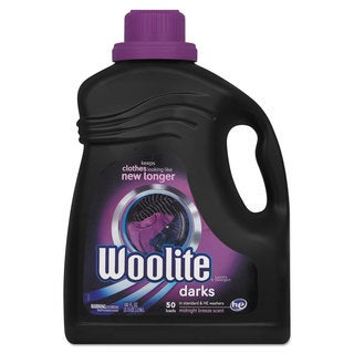 WOOLITE Extra Dark Care Laundry Detergent 100-ounce Bottle