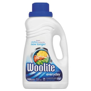 WOOLITE Everyday Laundry Detergent 50-ounce Bottle