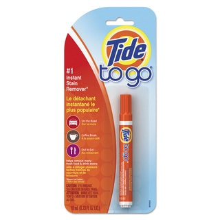 Tide To Go Stain Remover Pen 0.338-ounce Pen 6/Carton
