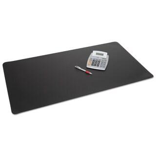Artistic Rhinolin II Desk Pad with Microban 24 x 17 Black