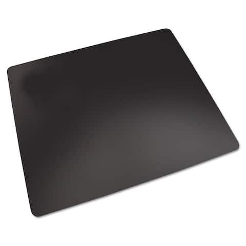 Artistic Rhinolin II Desk Pad with Microban 17 x 12 Black