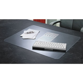 Artistic KrystalView Desk Pad with Microban 24 x 19 Clear