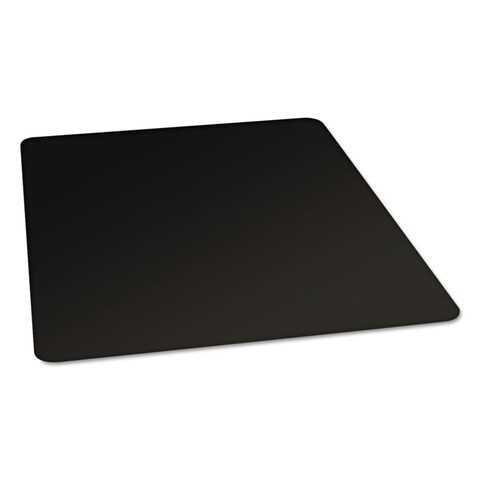 ES Robbins Natural Origins Desk Pad 24 x 19 Matte Black