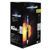 uni-ball Signo 207 Retractable Gel Pen Blue Ink 0.7mm 36/Box