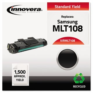 Innovera Remanufactured MLT-D108S Toner 1500 Page-Yield Black