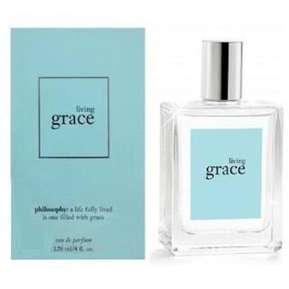 Philosophy Living Grace Women's 4-ounce Eau de Parfum Spray|https://ak1.ostkcdn.com/images/products/13984096/P20609086.jpg?impolicy=medium