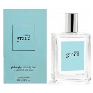 Philosophy Living Grace Women's 4-ounce Eau de Parfum Spray