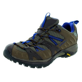 Merrell Women's Siren Sport 2 Brown Synthetic Leather Hiking Shoes