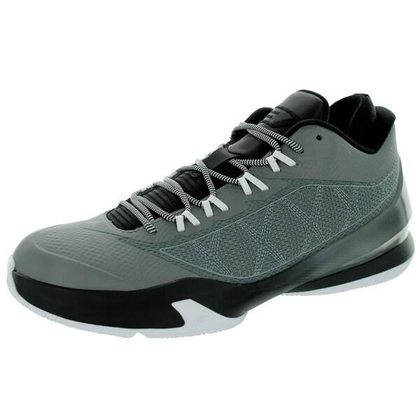 6957aa455587 Shop Nike Men s Jordan CP3.VIII Grey Basketball Shoes - Free ...