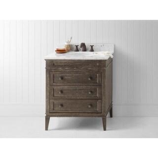 Ronbow Laurel 30-inch Bathroom Vanity Set in Vintage Cafe