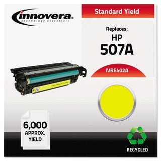 Innovera Remanufactured CE402A (M551) Toner 6000 Page-Yield Yellow