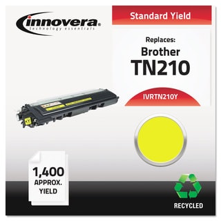 Brother TN210Y Toner Yellow